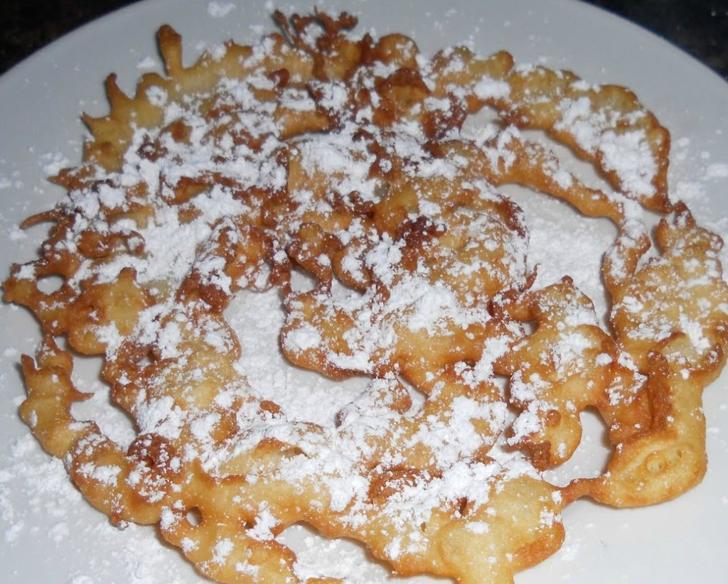 fair funnel cake