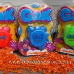 Nickelodeon Floam and Gak Review