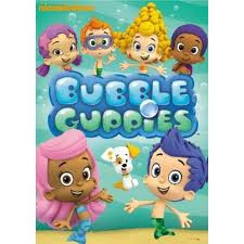 Nickelodeon's Bubble Guppies DVD Review and Giveaway