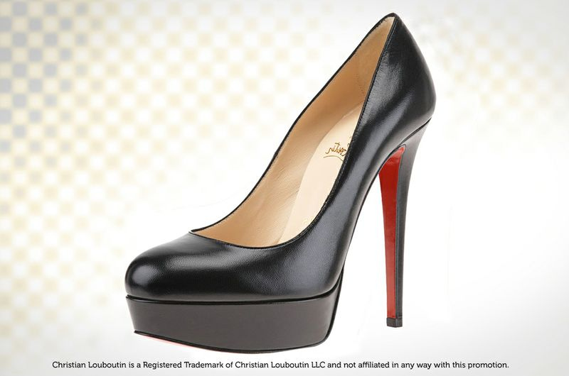 Louboutin giveaway