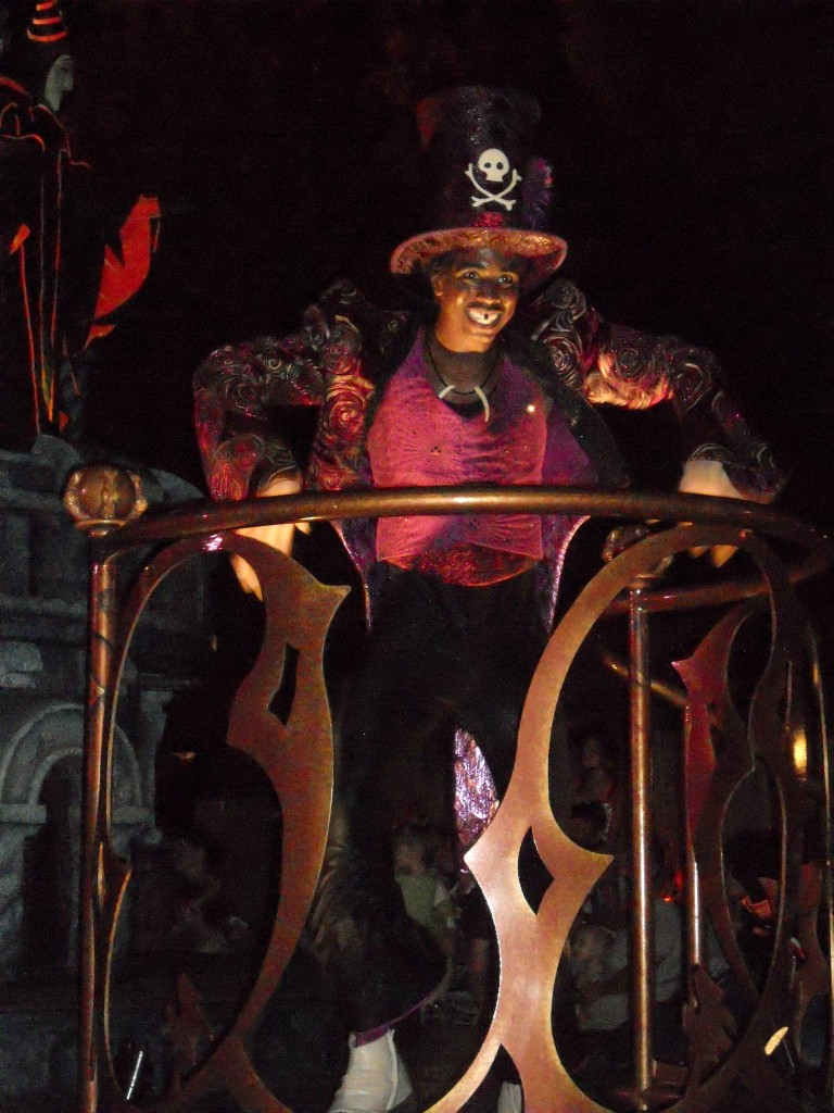 mickey's not so scary halloween party-party at Disney World