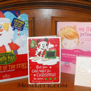 Hallmark Holiday Collections Review and Giveaway