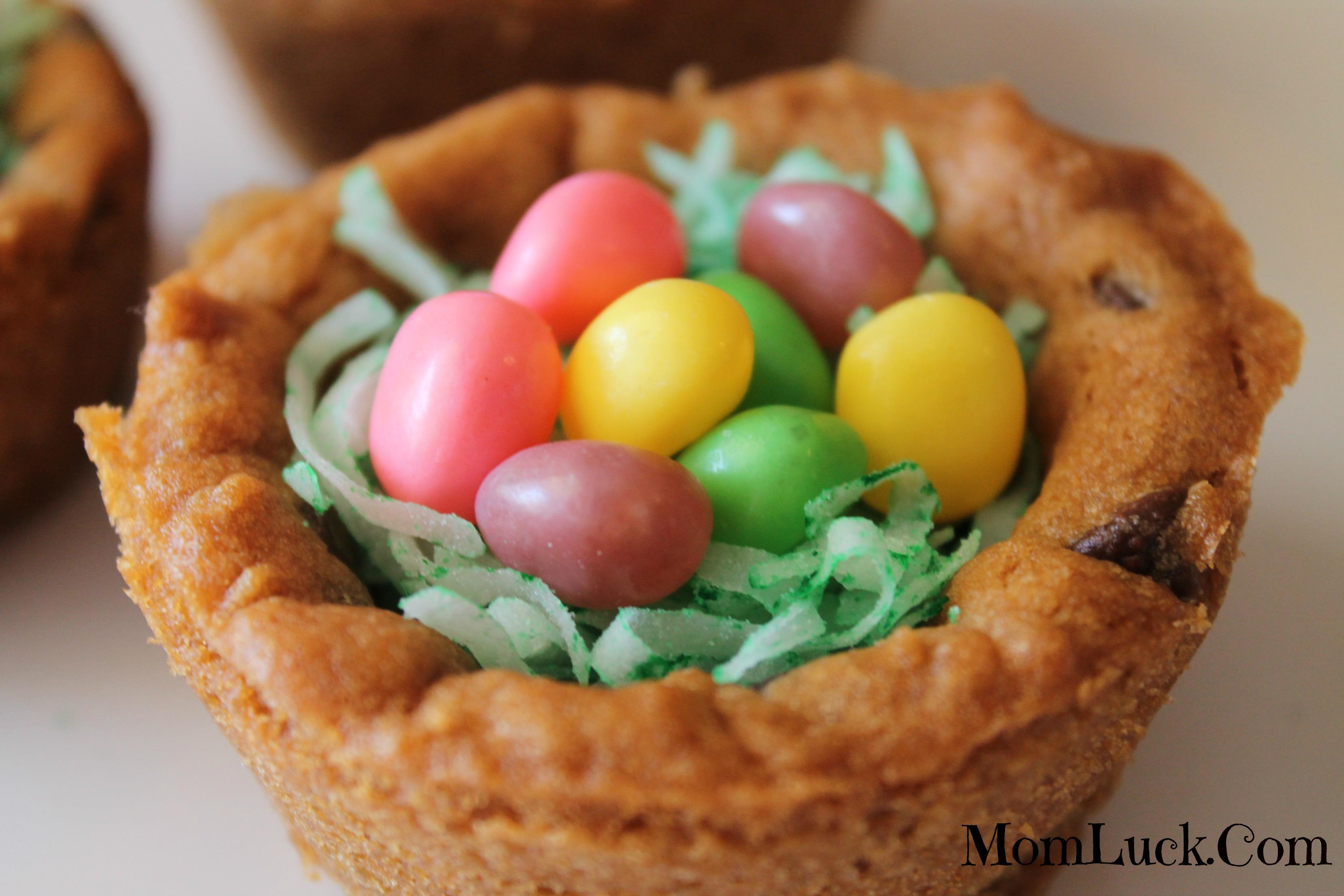 Cookie basket recipe