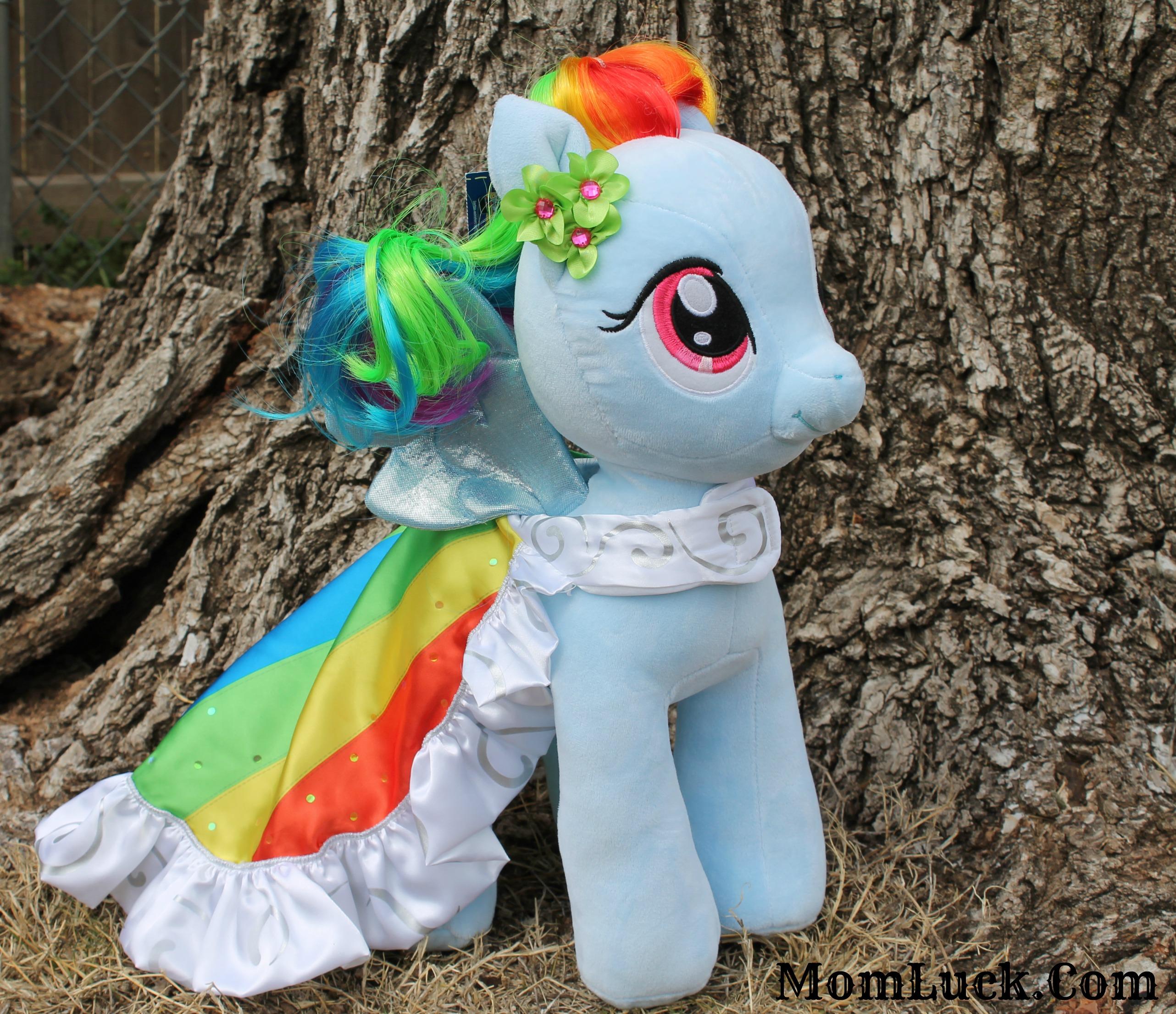 Build A Bear My Little Pony Pinkie Pie