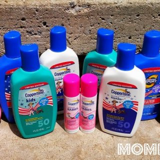 Keeping My Family and Friends Skin Safe Thanks to Coppertone #CoppertoneWaterMom