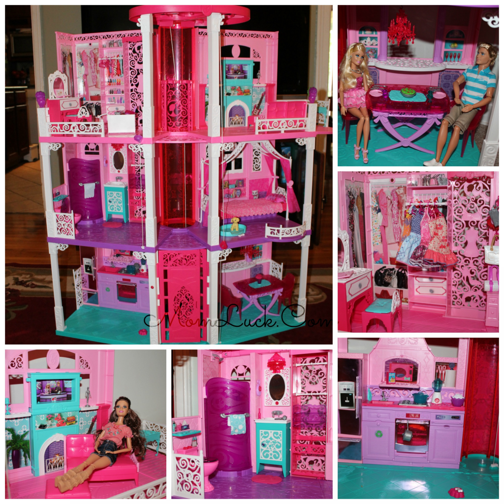 barbie dream house-pictures of barbie dream house