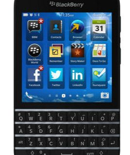 My First Thoughts on the Blackberry Q10 #VZWA #VZWVoices