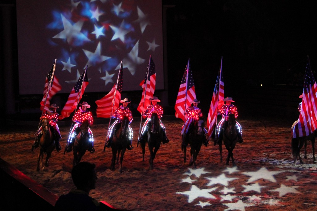Dixie Stampede Branson-holiday shows in Branson