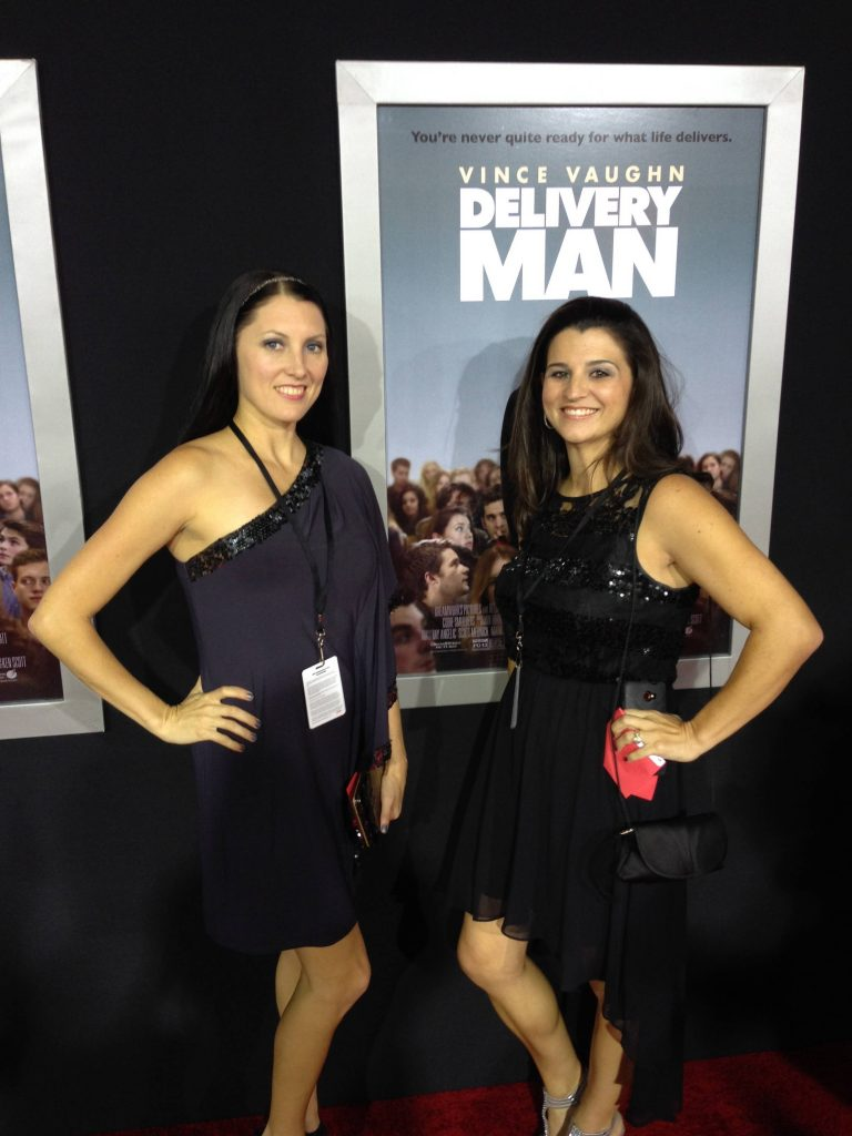 delivery man red carpet premiere hollywood