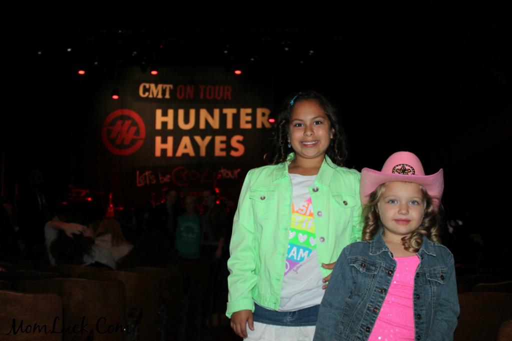 hunter hayes concert
