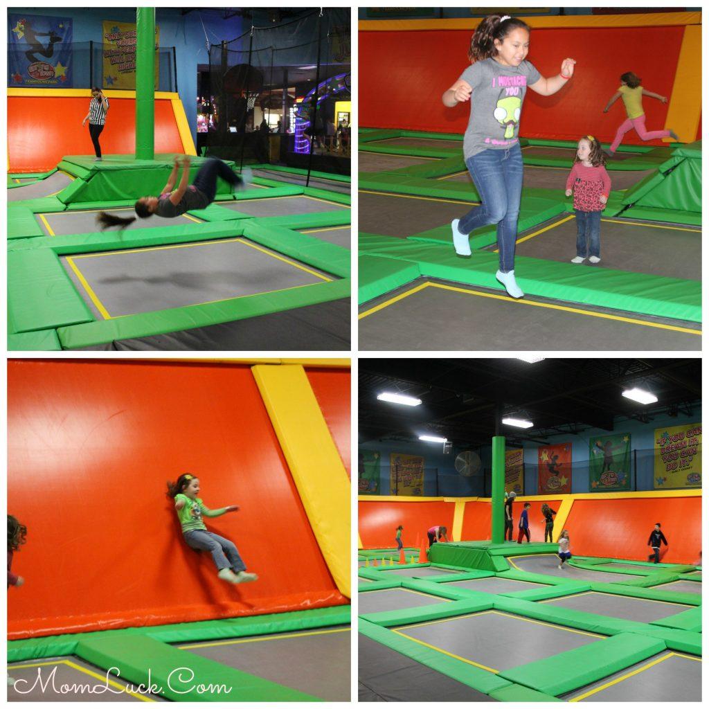 inside jump Tulsa