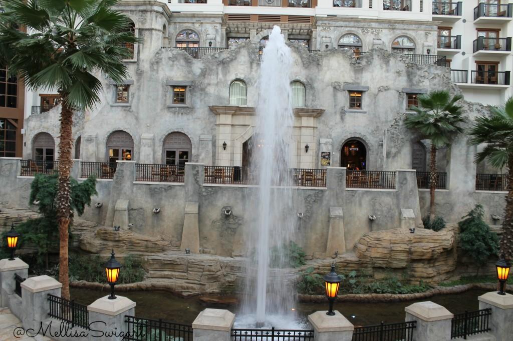 gaylord texan hotel