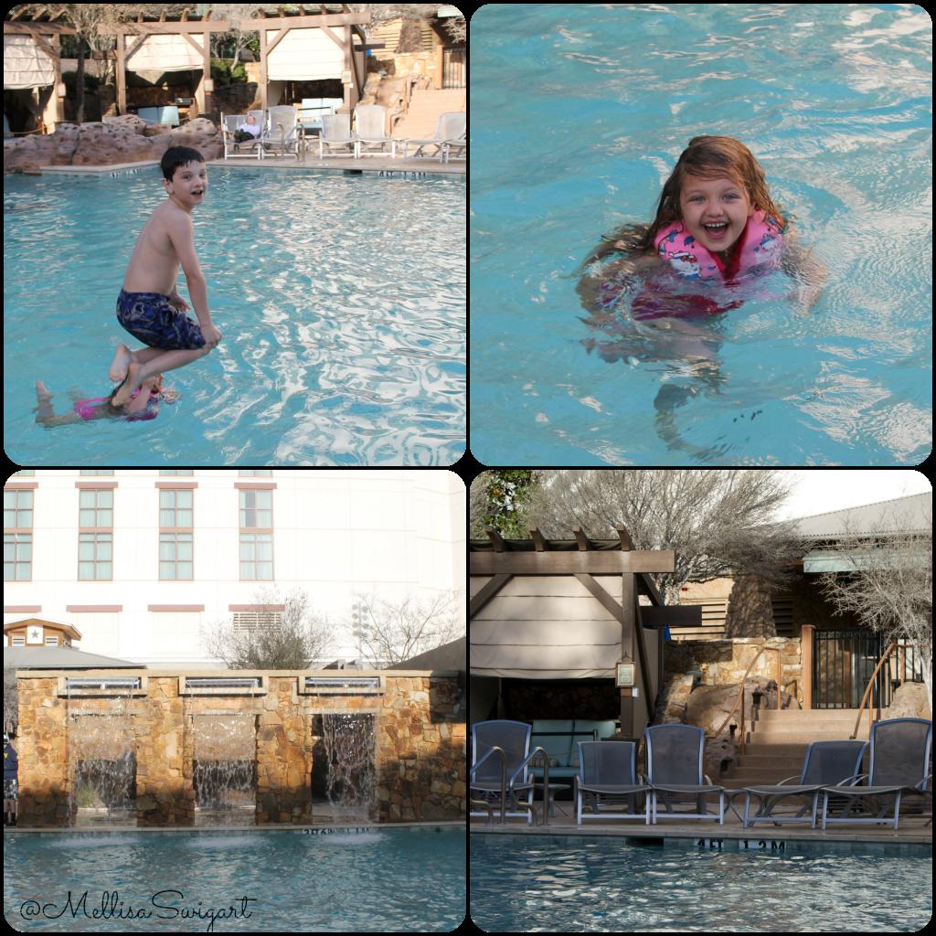 gaylord texan pool