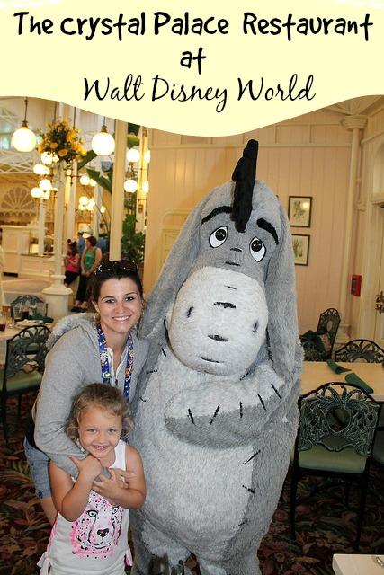 Disney World Dining: Crystal Palace Character Dinner at Disney World