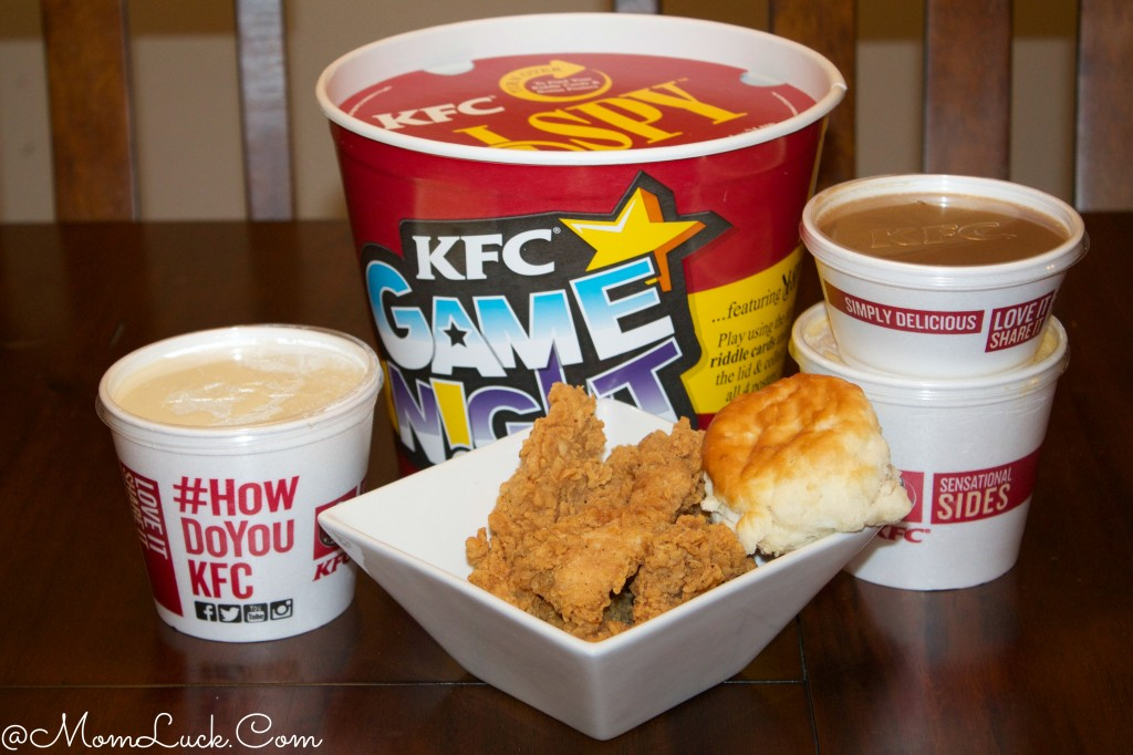 KFC Game Night