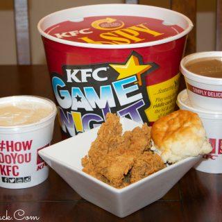 Family Game Night With KFC #HowDoYouKFC
