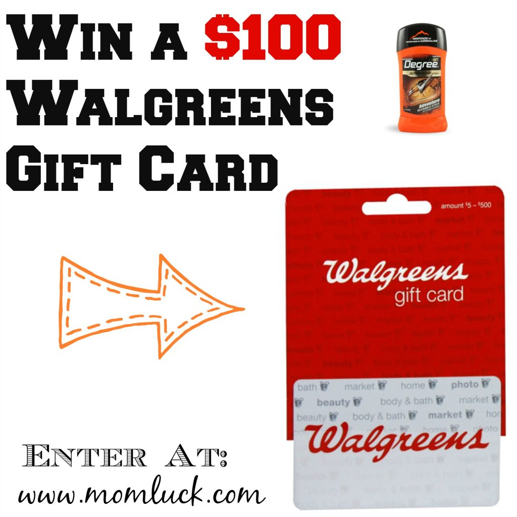 Walgreens gift Card Giveaway