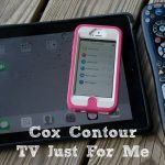 Finally TV Just For Me With Cox Contour