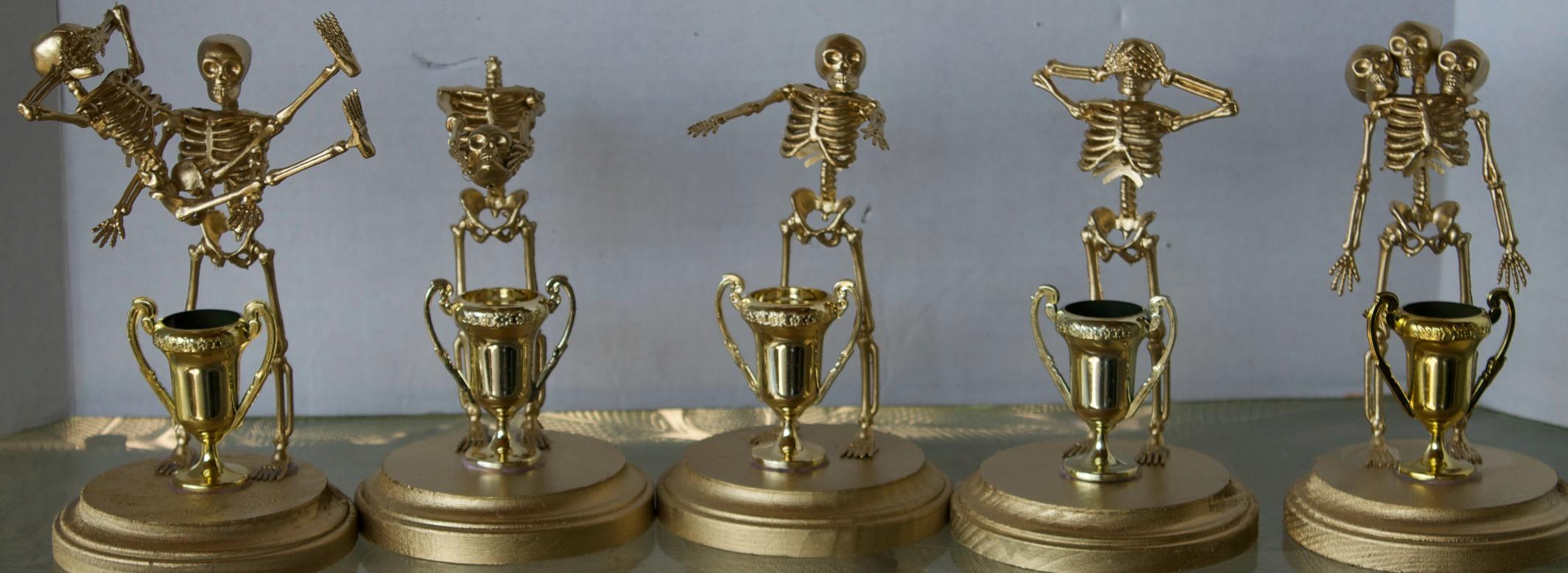 DIY Halloween awards