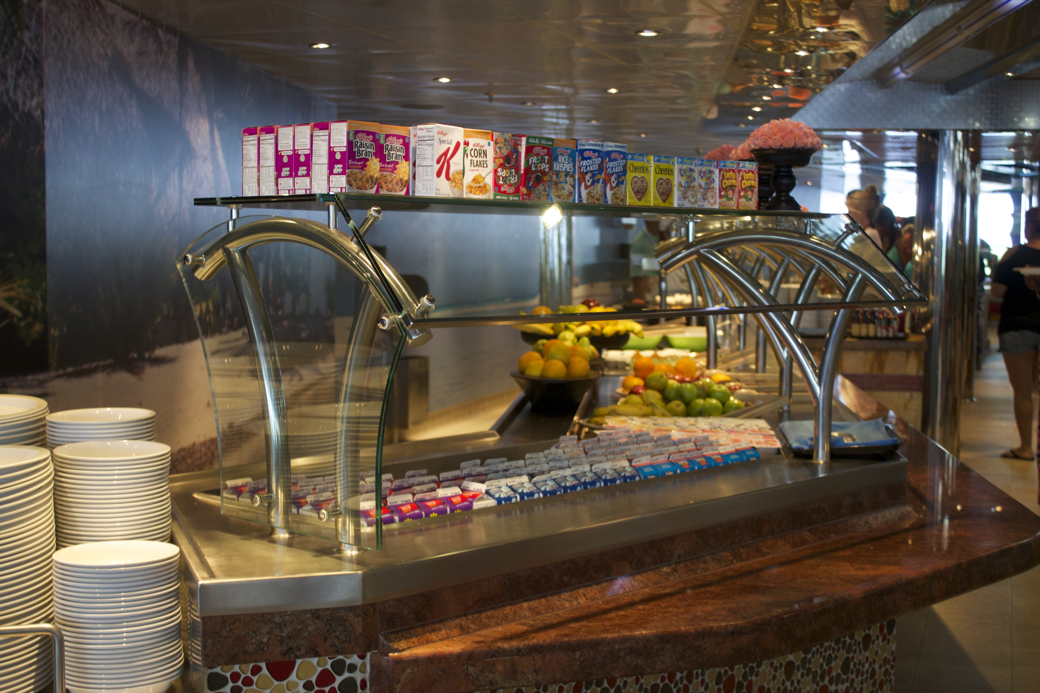 Carnival Fantasy Lido Buffet Photos - 61 Pictures - Cruise Critic Carnival cruise food pictures
