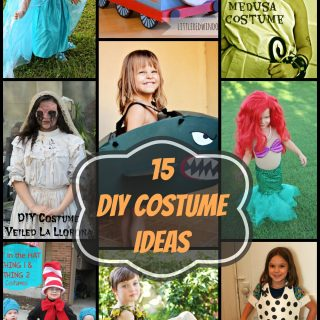 15 DIY Halloween Costume Ideas