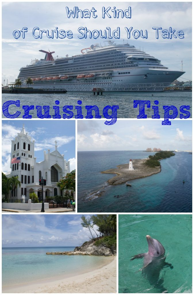 Tips on what kind of Carnival Cruise you should take