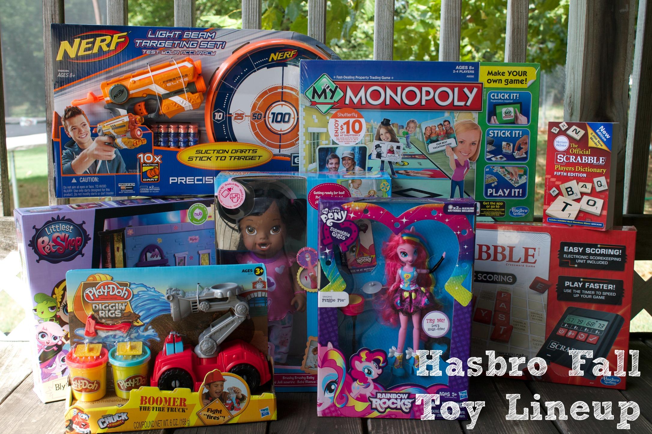 Hasbro New Toys 61