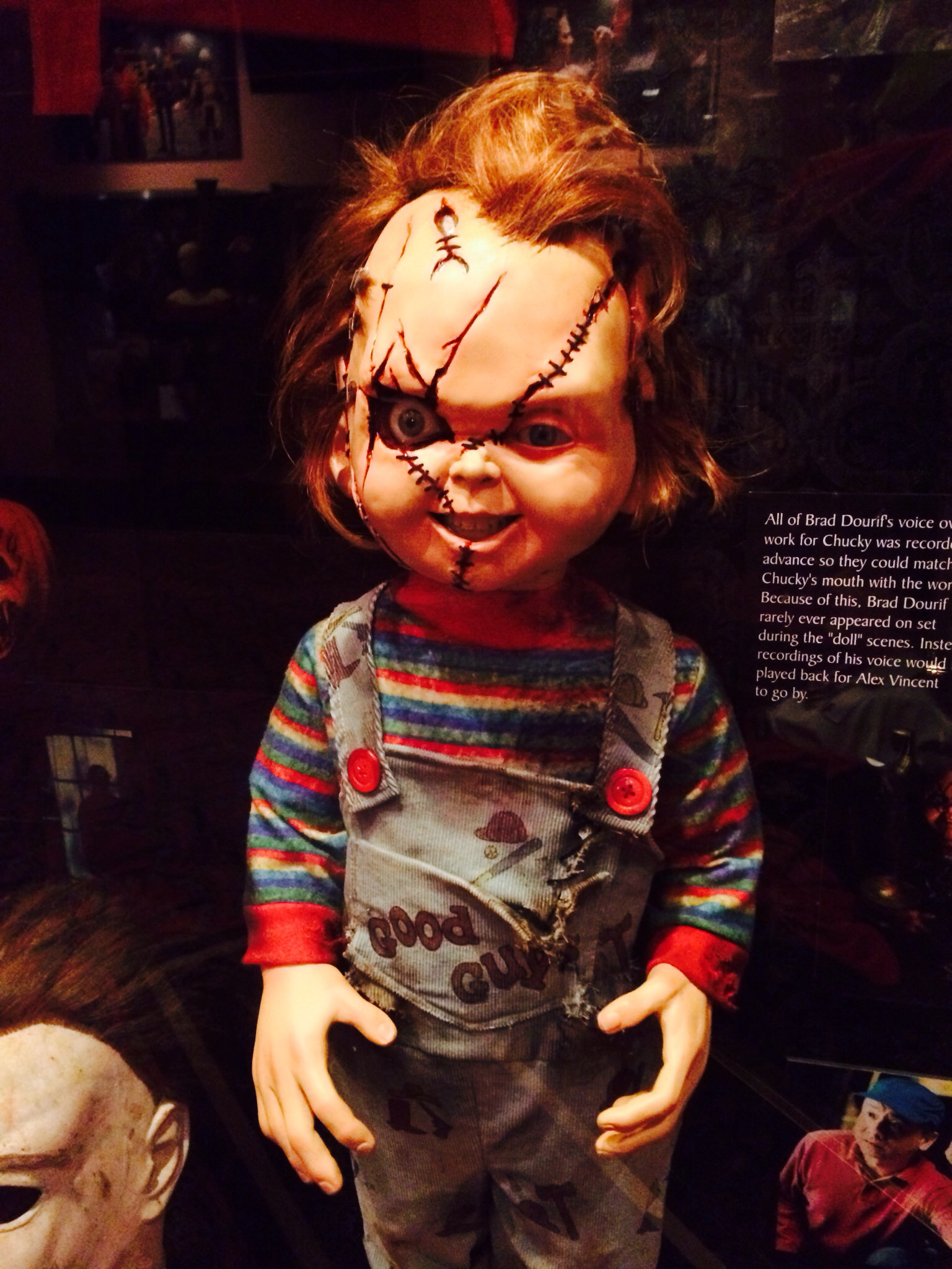 picture of chucky doll
