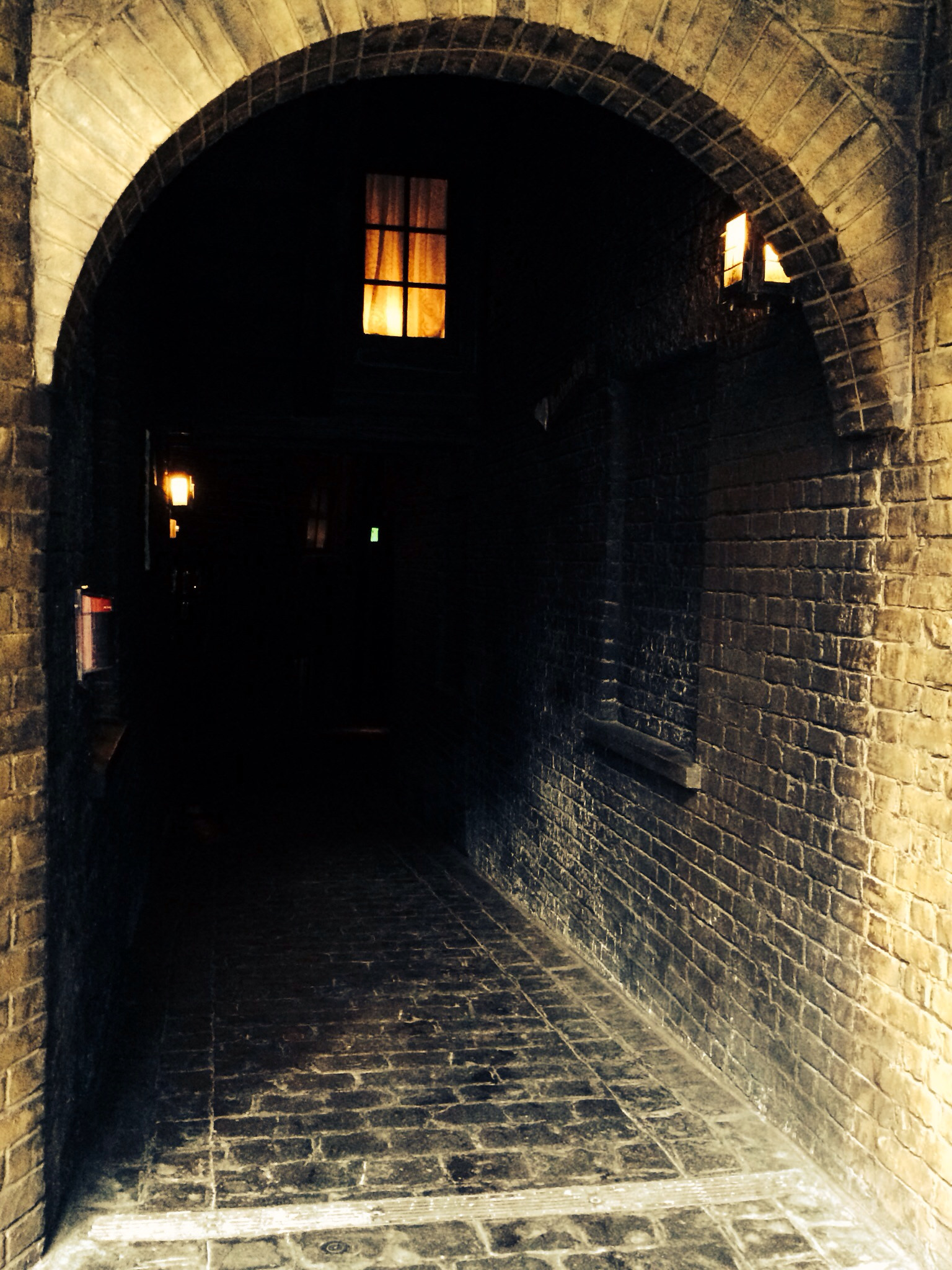 pictures of knockturn alley
