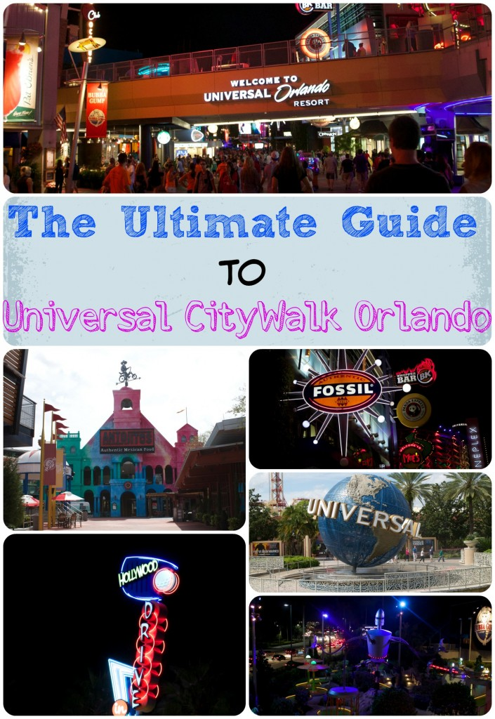 Ultimate Guide to CityWalk Orlando