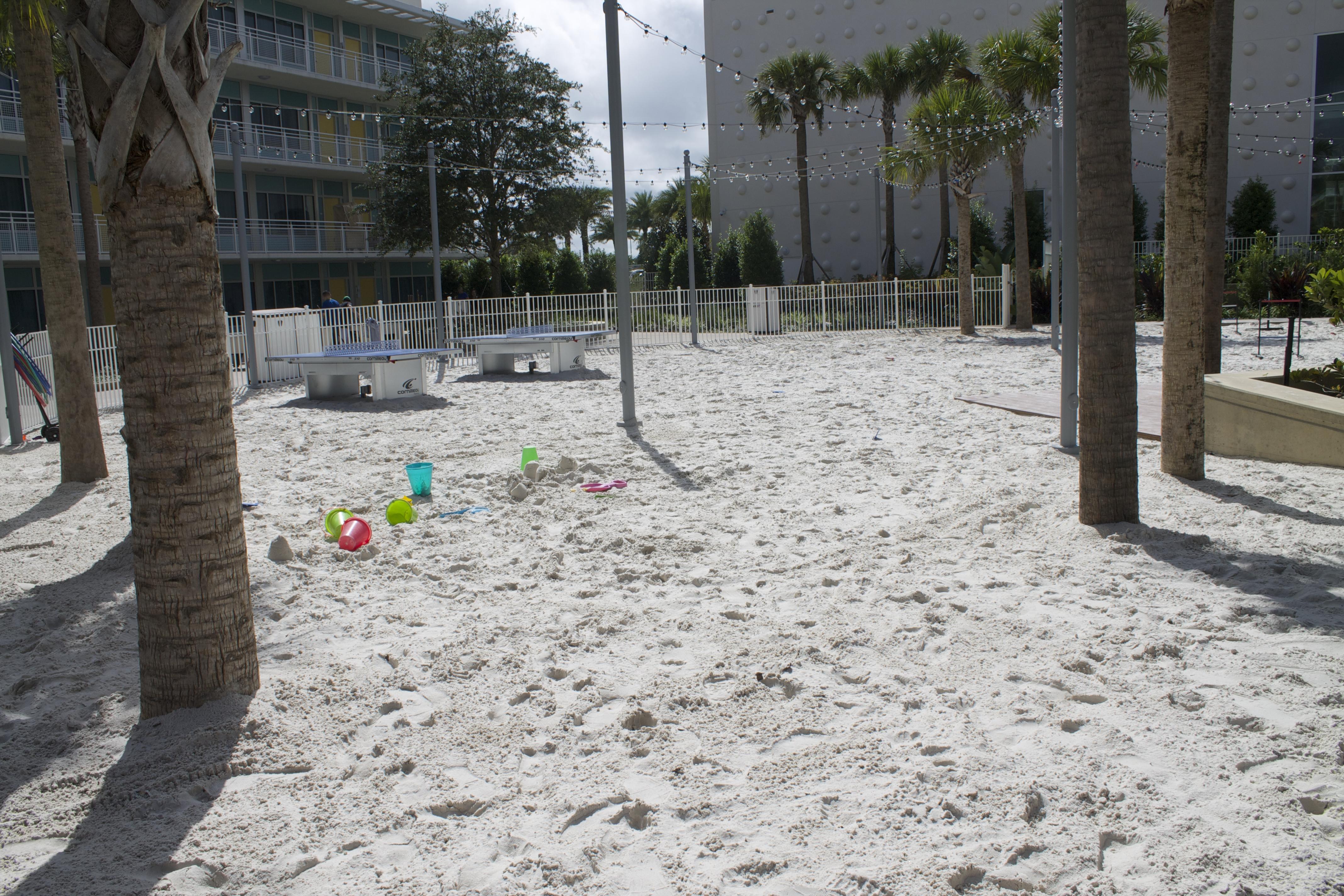 cabana bay beach