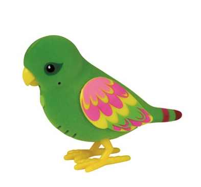tweet talking birds