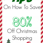 tips on how to save money on christmas