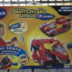 Switch & Go Dinos Turbo Bronco the RC Triceratops