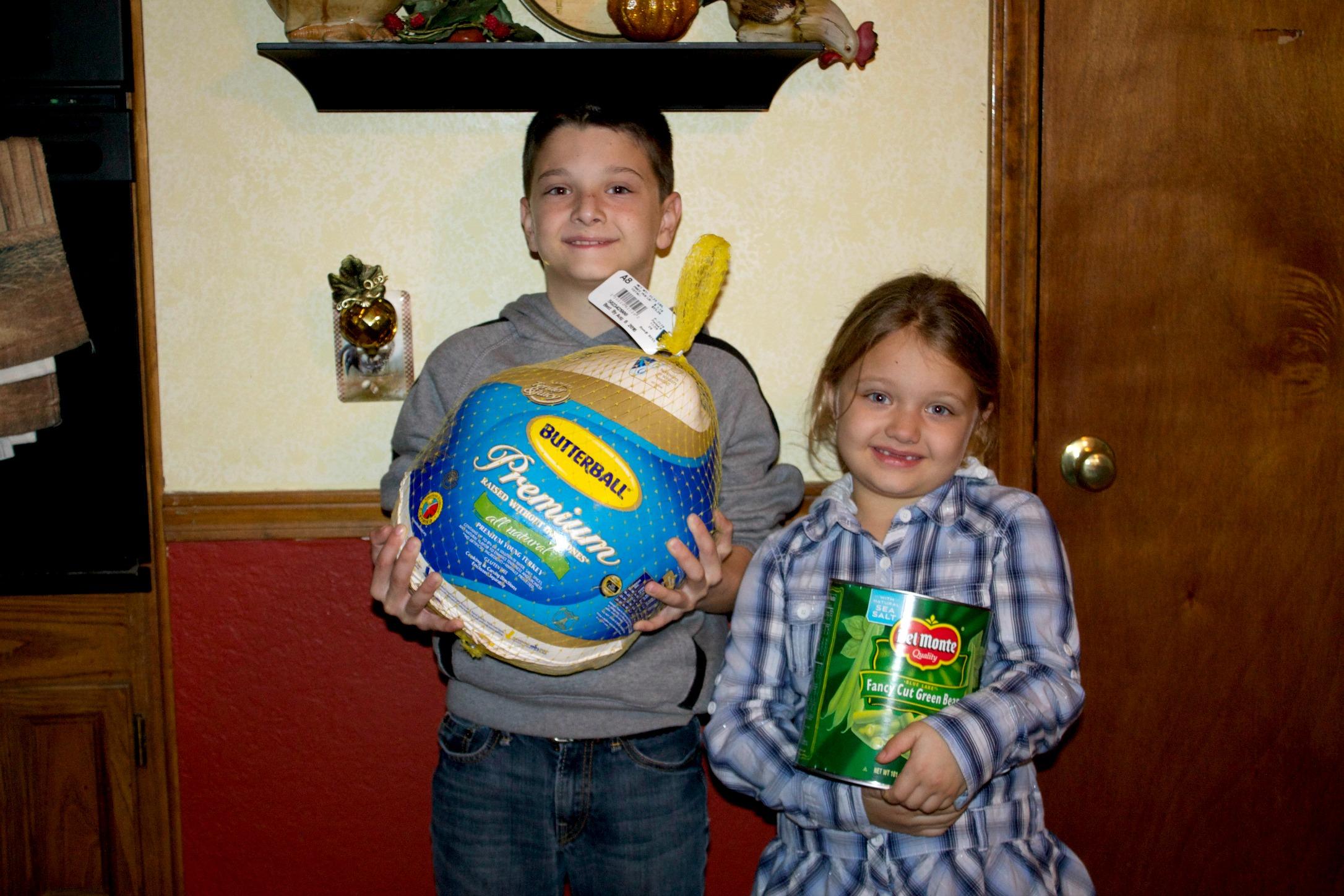 help a needy family