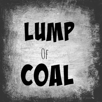 lump of coal printables