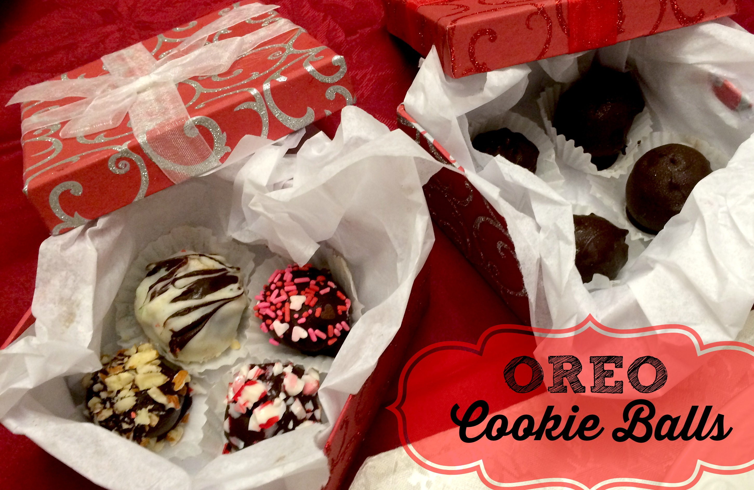 oreo cookie ball recipe