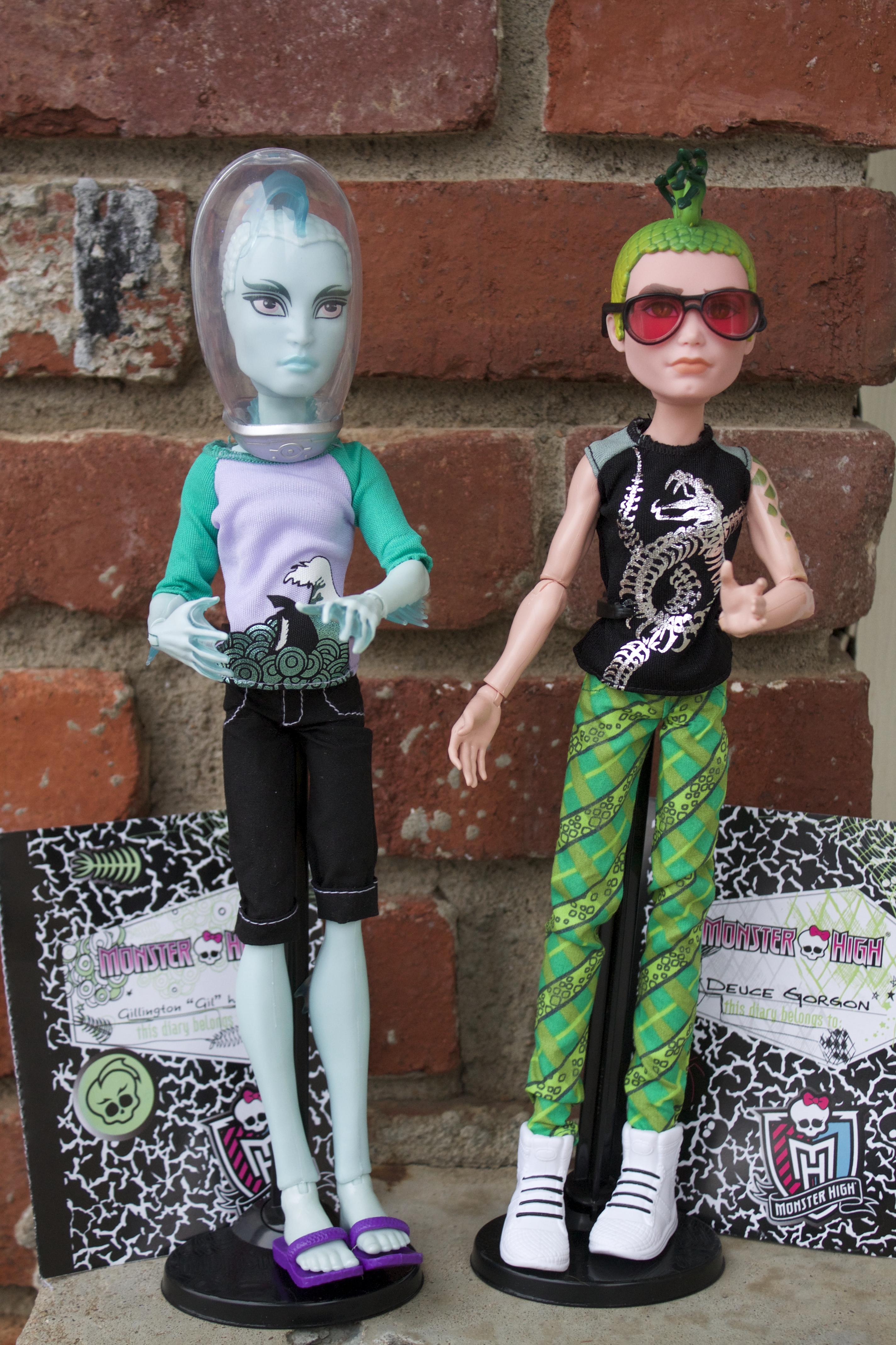 monster maker-monster high boy dolls