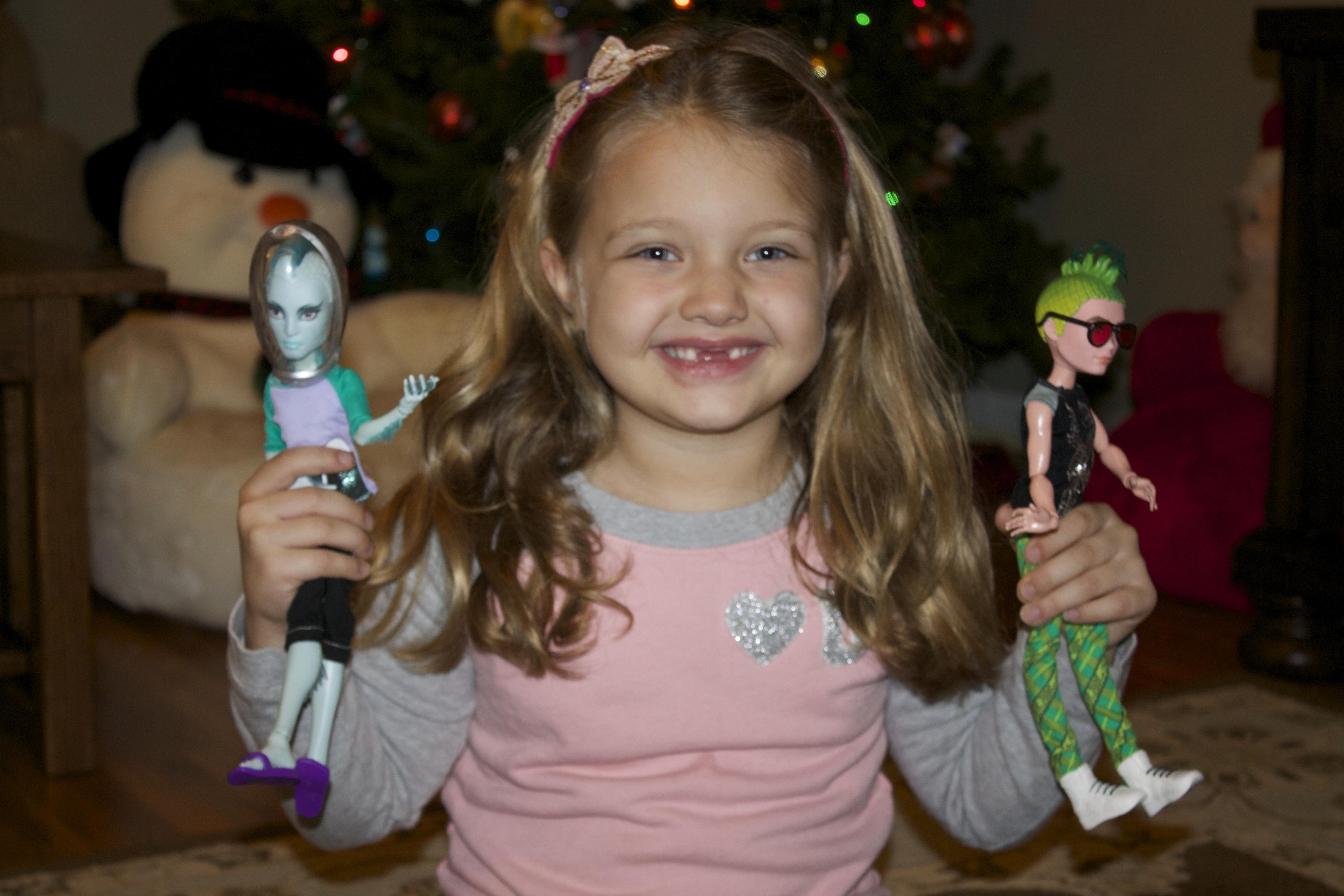 monster maker-monster high dolls