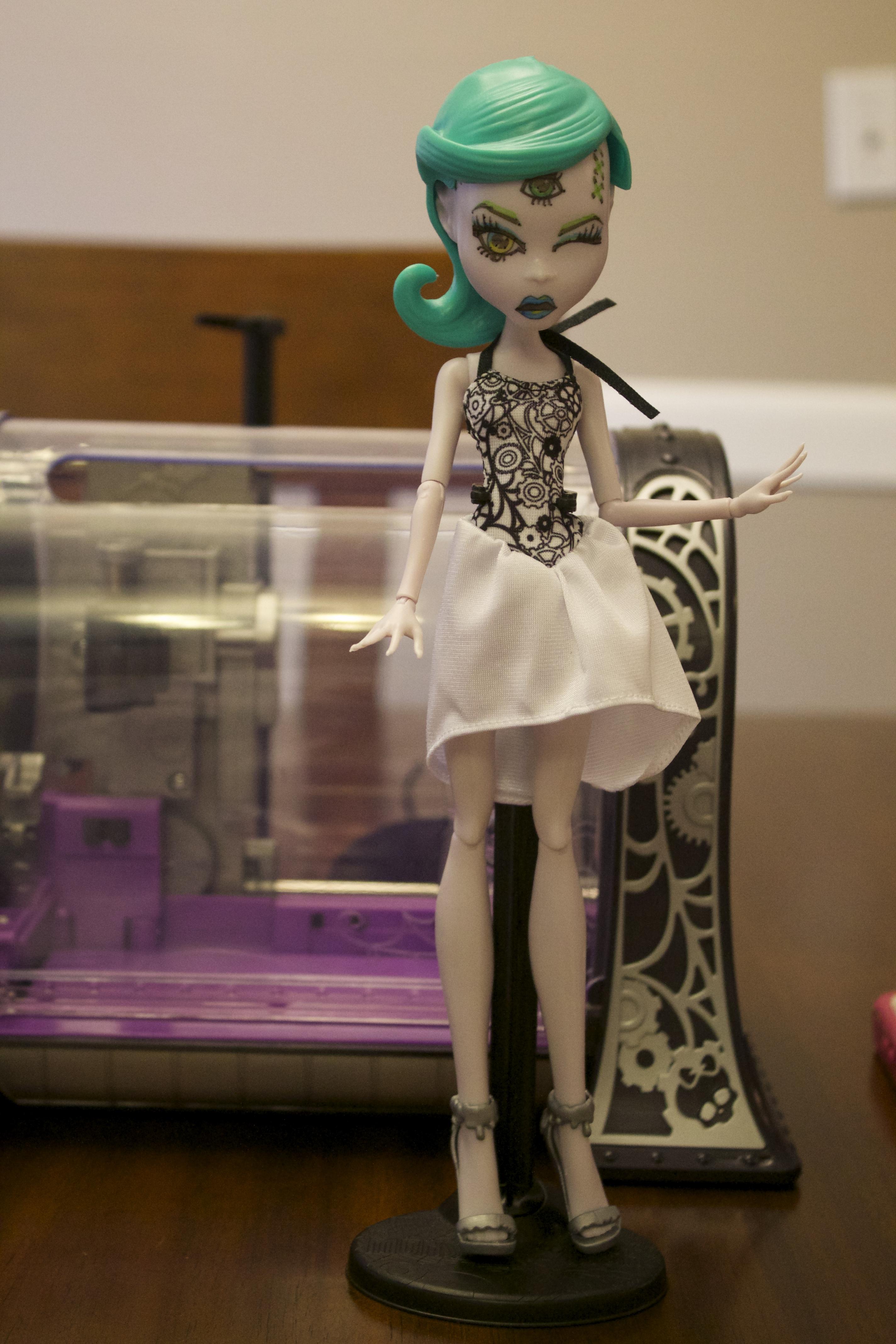 monster maker doll