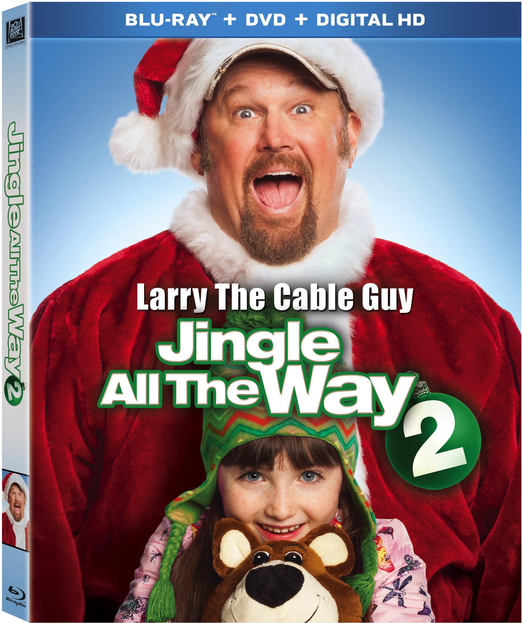Jingle All The Way 2-DVD
