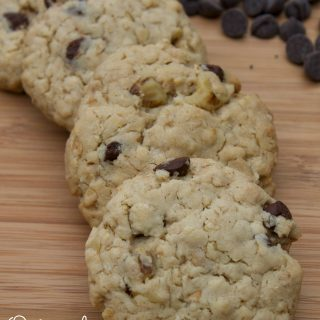 Ultimate Oatmeal Chocolate Chip Cookies & Sweet Swaps