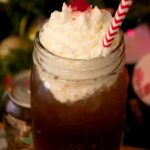 holiday cocktail-vodka root beer cocktail