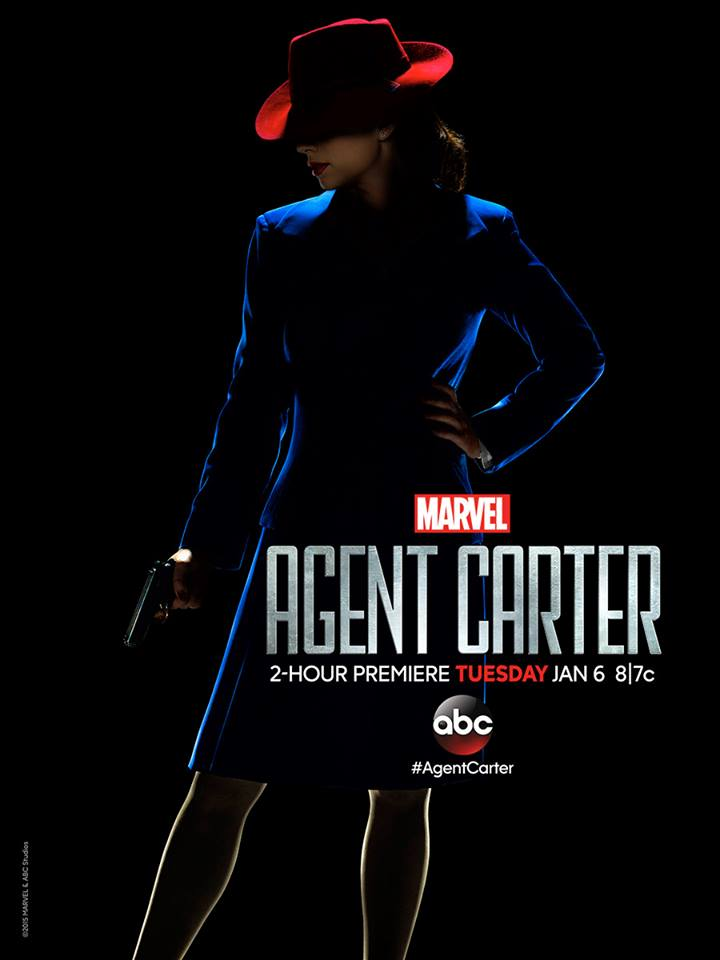 Marvel's Agent Carter-Agent Carter on ABC