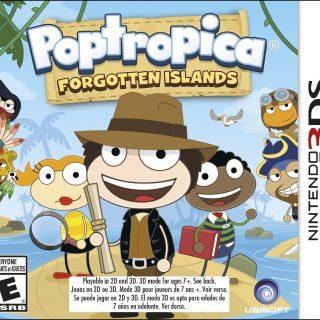 Poptropica: Forgotten Islands Review for Nintendo 3DS