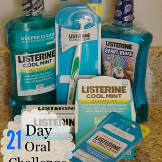 Take The 21 Day Oral Care Challenge