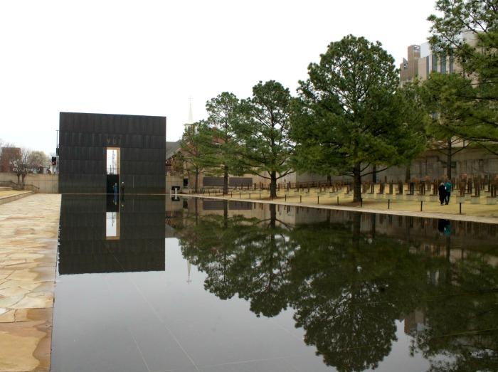 things to do in Oklahoma City-OKC memorial