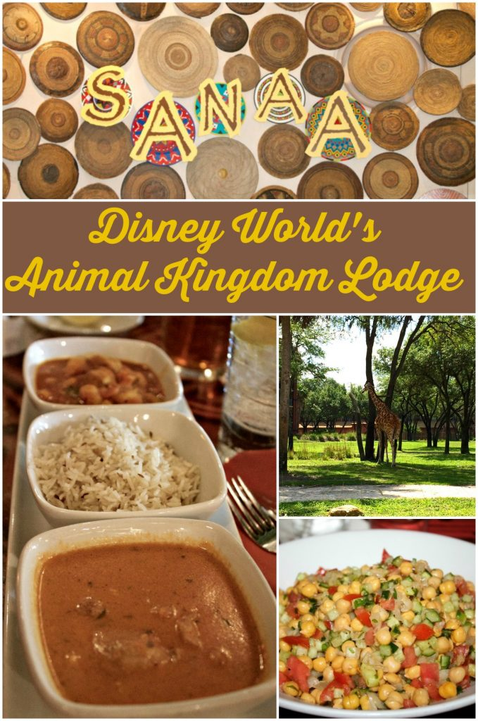 sanna restaurant at Disney World review