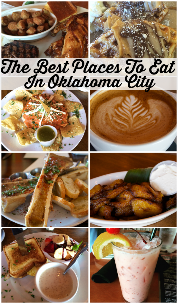 best places to eat in OKC