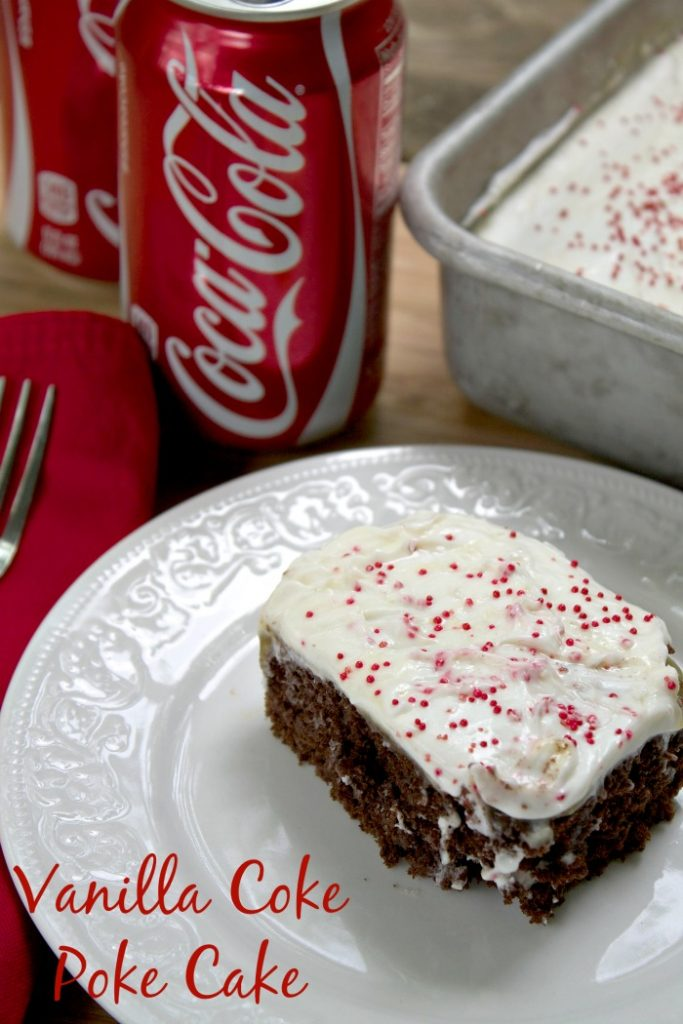 Coke Cake Mix Recipe